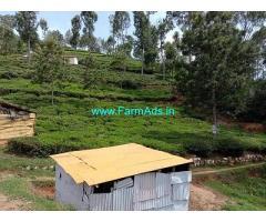 25 Cents Farm Land for Sale Near Kotagiri