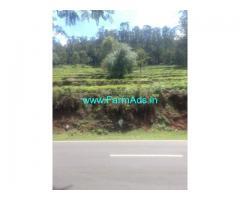 1 Acre Farm Land for Sale Near Kotagiri ,Ooty Main Road