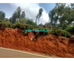 3 Acre Farm Land for Sale Near Kotagiri