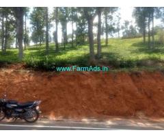 50 Cents Farm Land for Sale Near Kotagiri