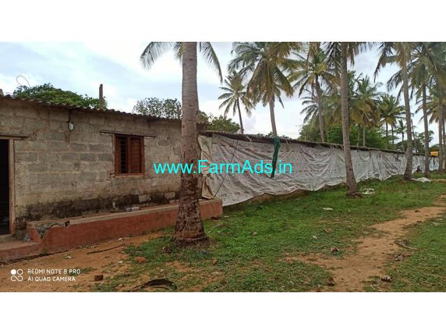 2.2 Acre Agriculture Land for Sale Near Katihalli