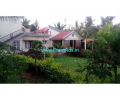 Farm House for Sale near Kemmangundi