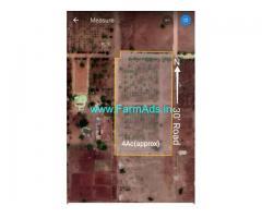 4 Acre Agriculture Land for Sale Near Hyderabad,Anokhi Resort