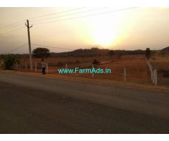 2.09 Acre Farm Land for Sale Near Ibrahimpatnam