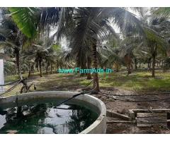 3.5 Acre Farm Land for Sale Near Pethappampatti