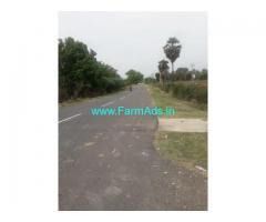 4 acres of dry land for sale near cheyyar Sipcot, Near Kanchipuram