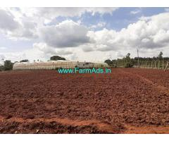 3 Acre Farm Land for Sale Near Gundasandra, Doddaballapura