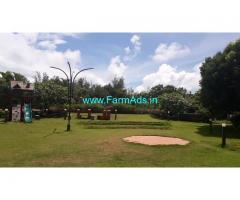 Villa in 2 Acres Land for Sale at Kanathur