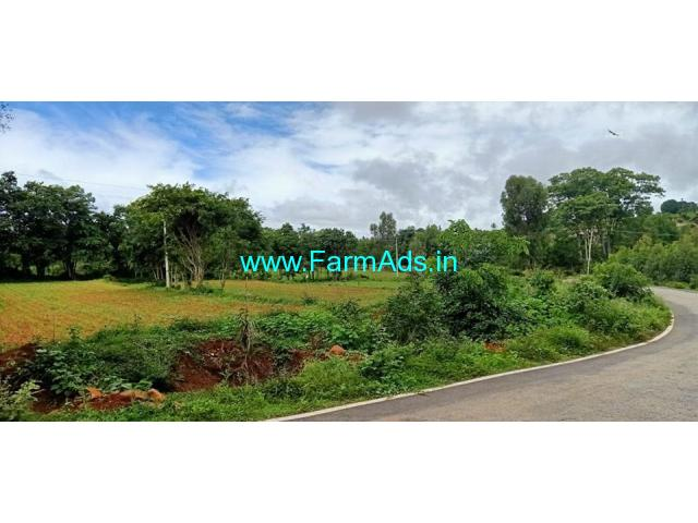 1 acre Agriculture Land for sale at Kethenahalli, Chikballapura Taluk