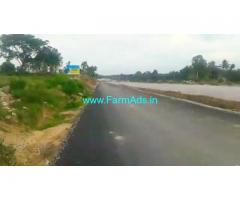 1 acre farm land for sale 7 Kms from Srirangapatna town
