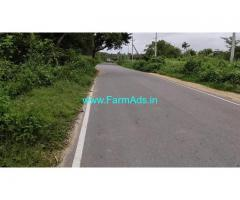 5 Acres farm land is for sale at Srirangapatna, Mandya