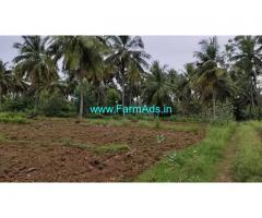 5 Acres farm land is for sale at Srirangapatna, Mandya