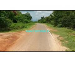 10 acre Agricultural farm land for sale 14km from Malavalli taluk