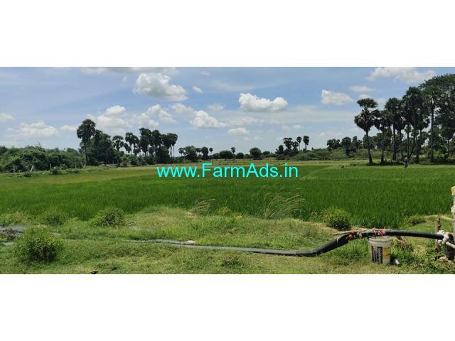 5.17 acres Agricultural land for sale at Mathurai village - Maduranthakam