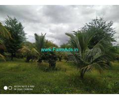 8.20 Acres Farm Land withFarm house for sale  at Madhugiri