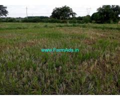 2 acors Agriculture farm Land for sale near Siddipet.