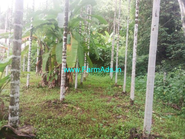 1.80 Agriculture land with house in kathalsaar, mangalore