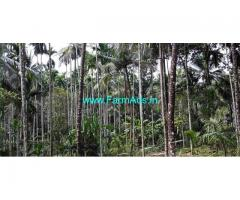 4.5 Acre rubber agriland near Badaga Bellur, Bantwal