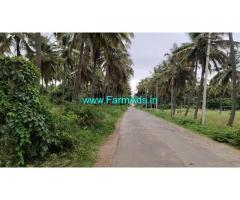 2 Acres farm land for sale at Srirangapatna taluk, Mandya District.