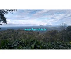 118 Acres Coffee estate for sale in coorg