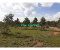 3.5 Acres Agriculture Land For Sale In Hanabe. Doddaballapur