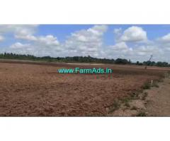 14.20 Acre Farm Land for Sale Near Koodlahalli