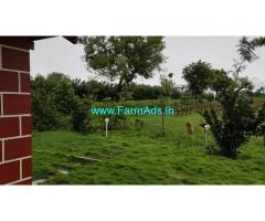 5 Acres 22 gunta developed farm land is for sale on HD Kote Road.
