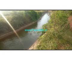 14 acres farm land for sale in Malavalli, 6 KMS from Town.