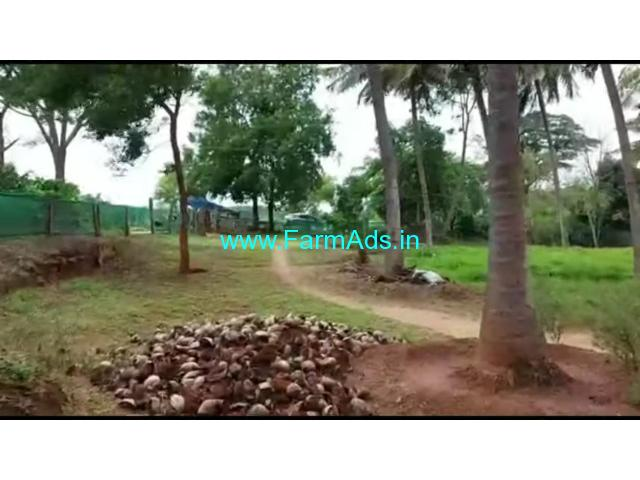 2 acres 35 gunta land for sale 35kms from mysuru ring road