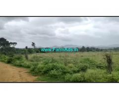 6 acre farm land for sale 2kms from Sathanuru town.
