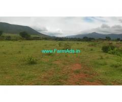 7 Acres Red soil farm land for sale at Hanuru, Chamrajanagara.