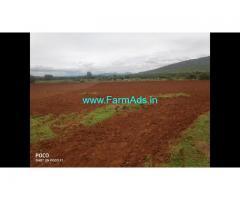 7 Acres Red soil farm land for sale at Hanuru, Chamrajanagara.