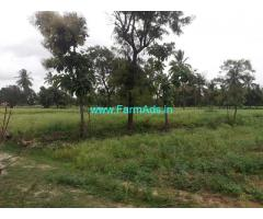 2 acre 33 guntas farm land with sale Kachamachenahalli, near Gowribidanur