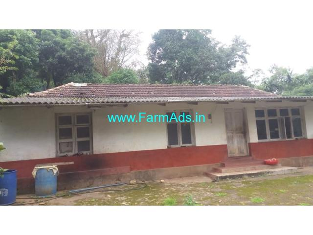 50 Acre Good Condition Coffee Estate For sale at Mudigere