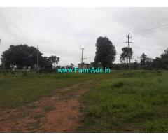 2 Acre 13 Guntas Agriculture Land for sale at Banavathi, Sasalu Hobli