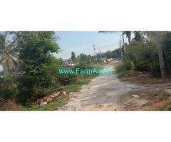 10 Guntas Agriculture Land For Sale in Hullahalli