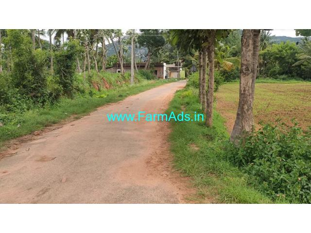 1 Acres 23 gunta agriculture land for sale at Karatagere - Tumkur