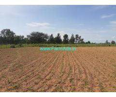 2.5 Acre Agriculture Farm Land for sale at Alapanahalli, Sasalu Hobli