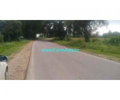 1 Acre 20 Guntas Land for Sale in HD Kote-Maanadavadi Highway Mysore