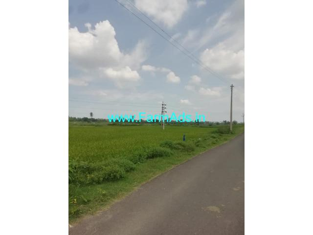 1.33 acre Nanjai farm land for sale at urriyur village