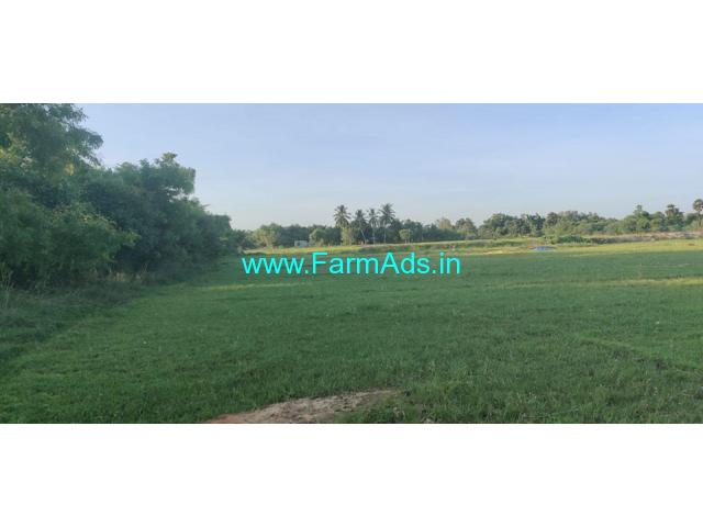 3.3 Acres Agriculture Land for sale at Kelaperumanallur. Near Wallajah