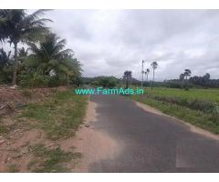 1.73 Acre Farm Land for Sale Near Poolavadi