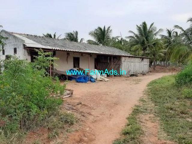 10 Acre Farm Land for Sale Near Poolavadi