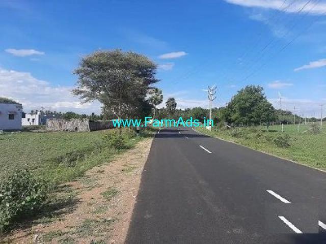 100 Acre Farm Land for Sale Near Udumalaipettai