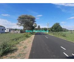 100 Acre Farm Land for Sale Near Udumalaipettai