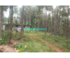 4.60 Acres Tea Estate for sale at Kotagiri - Nilgiris