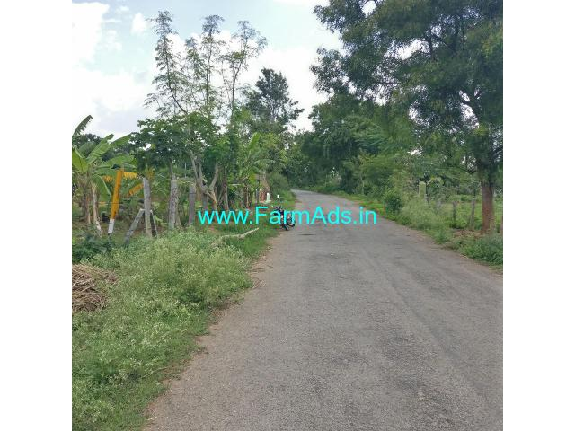 1.28 acres Agriculture land for sale very near to yelwal. Mysore