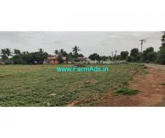 3.85 acres of Punjai land for sale near Thiruporur