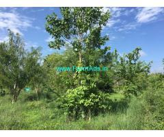 Agricultural land 13 acres 25 guntas on Nagarjuna Sagar High Way