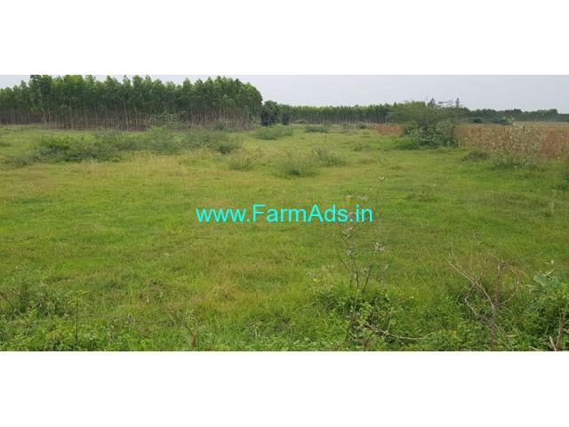 15 acres Agriculture land for sale in Nambakkam village near poondi dam